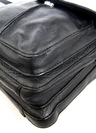 Clarks. кожаная сумка через плечо. кроссбоди5 фото