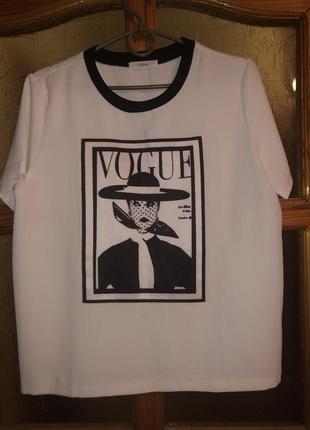 Vogue футболка