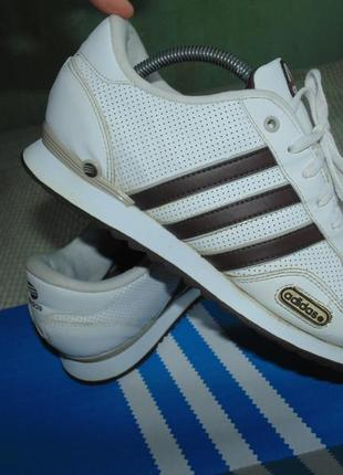 Кроссовки adidas neo оригинал кожа