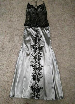Выпускное вечернее платье, костюм
