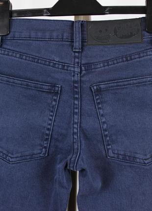 Новые темно-синие джинсы cheap monday6 фото