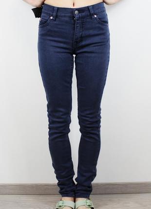 Новые темно-синие джинсы cheap monday2 фото