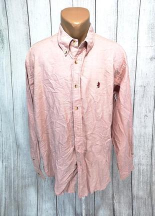 Рубашка стильная marlboro classics