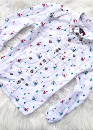 Качественная и стильная рубашка   river island