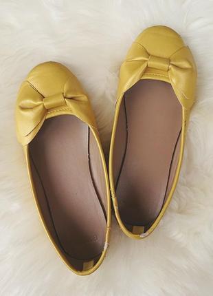Балетки, туфли на девочку gymboree - размер 31
