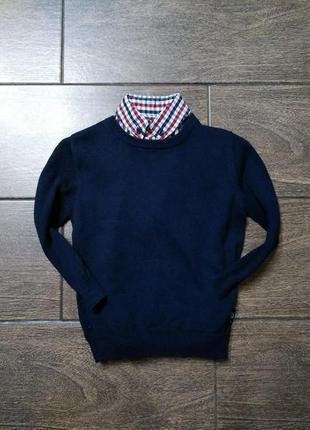 Комплект #рубашка #кофта