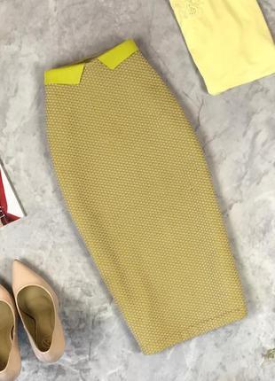 Оригинальная юбка-карандаш  ki1922135 h&m