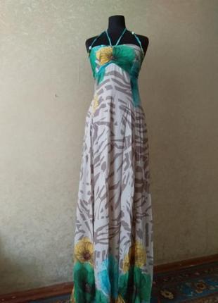 Лёгкое платье maxi