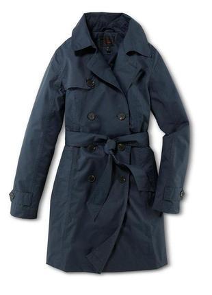 Функциональный тренч, плащ 40 euro (46) tchibo германия куртка, дождевик