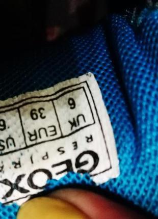 Кросівки geox оригінал кроссовки claks ecco nike7 фото