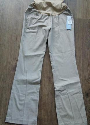 Классические брюки для беременной