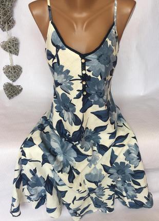 Шикарное платье сарафан лен 100%