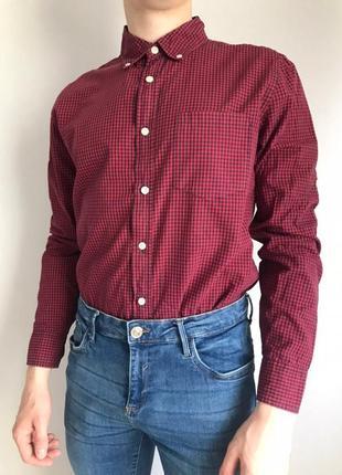 Клетчастая рубашка colin's