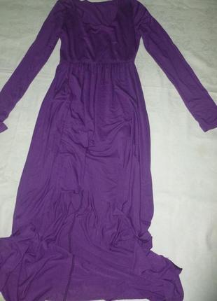 """француженке"" по духу яркое красивое платье запах на юбке асимметрия made in france"
