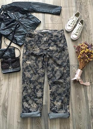 Актуальные джинсы-бойфренды kaliko
