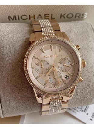 Часы michael kors новые оригинал, мк6485
