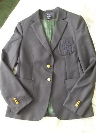 Клубный пиджак gant1 фото