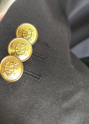 Клубный пиджак gant8 фото
