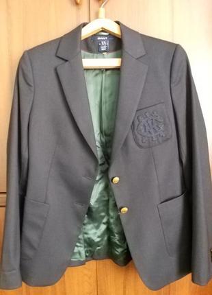Клубный пиджак gant9 фото