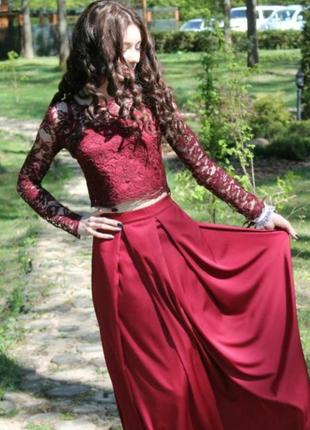 Дуже красиве плаття на випускний вечір