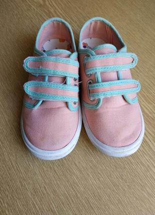 Тапочки, мокасины, кеды, вторая обувь, 27 р., 18 см.