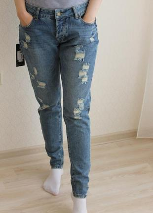 Mom джинсы rock&rags англия з біркою