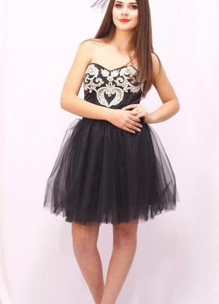 Коктейльна -сукня