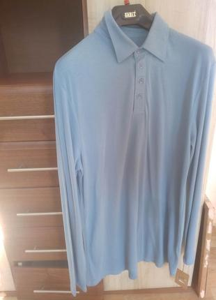 Блуза мужская хл поло большой 54размер