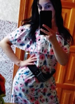 Красивое летнее 💗  платье