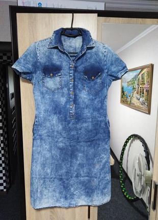Платье тун ка под джинсы. лёгкое, летнее. не жаркое.