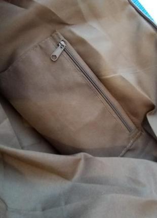 Пляжная сумка bellugio zx-8306b6 фото