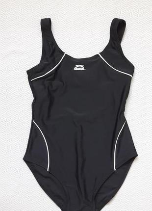 c5d6bf1f389c6 Фирменный спортивный купальник для бассейна и пляжа на 11-12 лет slazenger  оригинал
