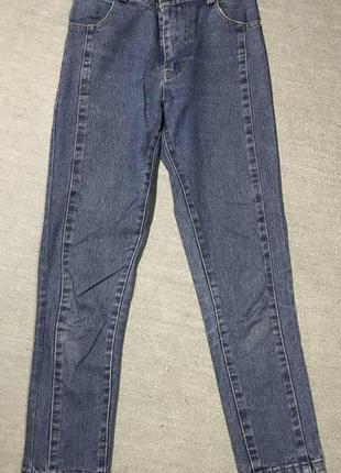 Мом джинсы asos
