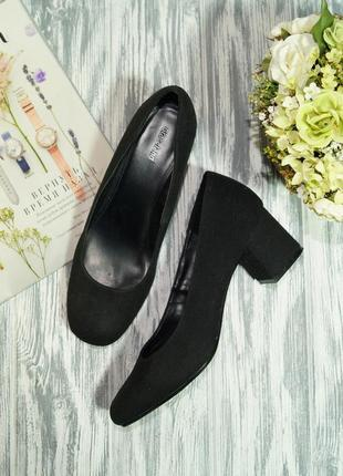 Graceland. базовые туфли на удобном каблучке