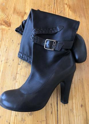 Осень ботинки