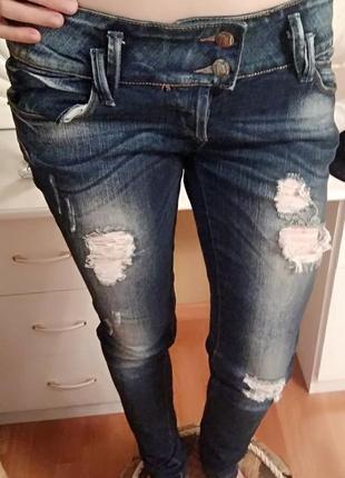 Женские джинсы бойфренд   like tina jeans