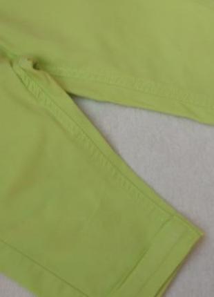 Сочные шорты капри бриджи avenue на 5-6 лет рост 110-116 см3 фото