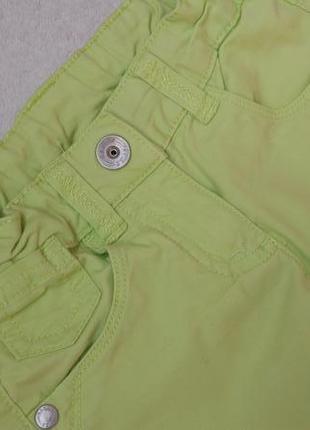 Сочные шорты капри бриджи avenue на 5-6 лет рост 110-116 см4 фото