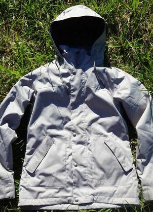 Жіноча демісезонна куртка burton dry ride