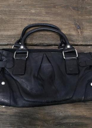 Фирменная сумочка 100% кожа