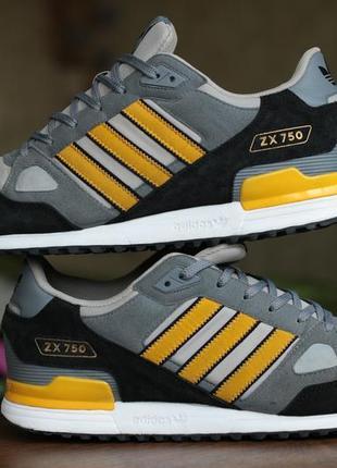 16f58f07 Мужские кроссовки Adidas ZX 750 2019 - купить недорого мужские вещи ...