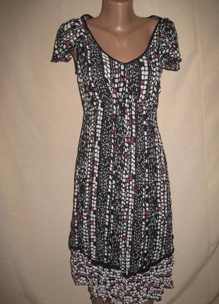 Шифоновое платье спенсер portfolio р-р12