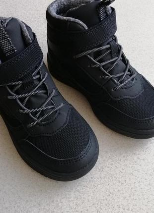 Ботинки хайтопы h&m