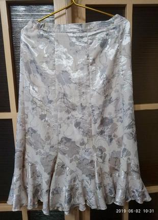 Костюм (пиджак и юбка)3 фото