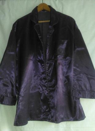Хорошая пижамная  куртка женская