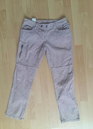 Benetton вельветовые  брюки