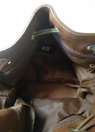 Стильная сумка с бахромой7 фото