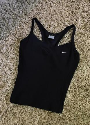 Спортивная футболка майка топ размер с-м от nike dri fit