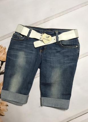 Удлиненные шорты moschino
