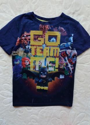 462dbde568e10 Детская футболка Бэтмен 2019 - купить недорого детские вещи в ...